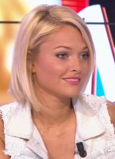 Caroline receveur maquillage